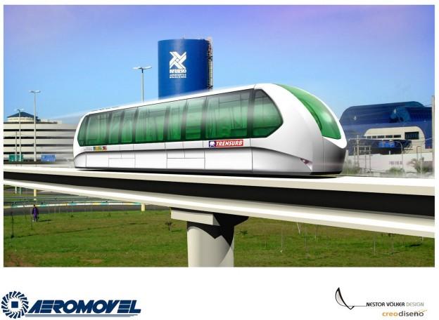 Ingabor Presente No Aeromóvel