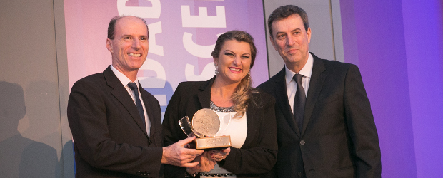 MPE Brazil In 2015 INGABOR Receives The Competitiveness Award For Micro And Small Enterprises
