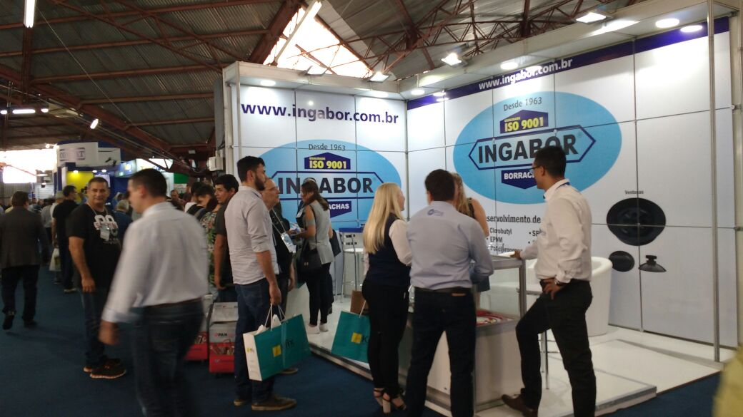 Ingabor Appreciates The Presence Of Everyone At The Mercopar Fair Held On 3 To 6/10/17
